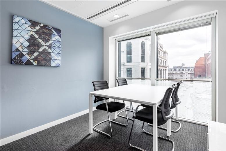 Image of Offices available in Fenchurch Street: New London House, 6 London Street