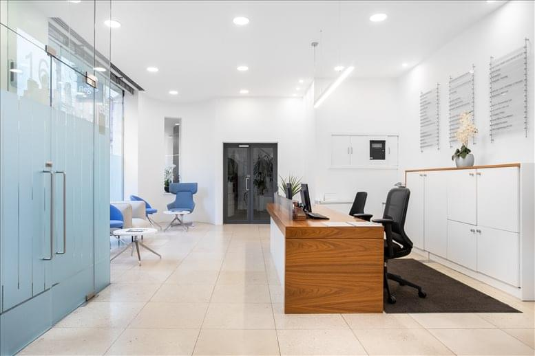 Office for Rent on 16 Upper Woburn Place Euston