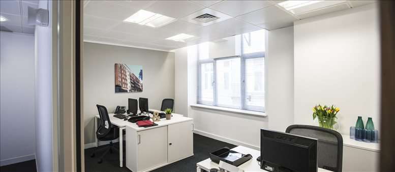 Rent Euston Office Space on 16 Upper Woburn Place