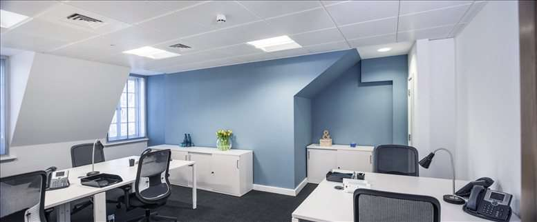 Photo of Office Space available to rent on 16 Upper Woburn Place, Euston