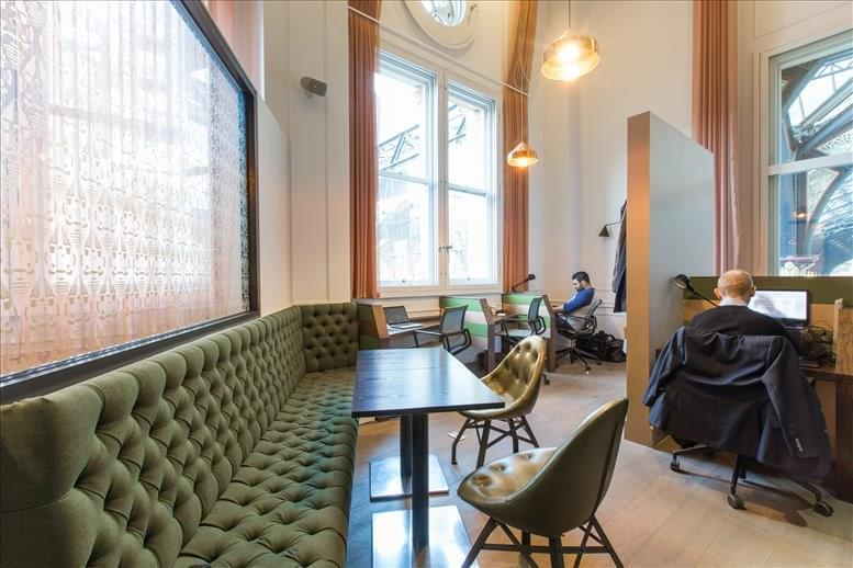 Rent Liverpool Street Office Space on 50 Liverpool Street, City of London