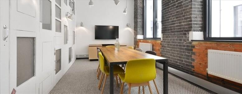 Image of Offices available in Bethnal Green: Pill Box, 115 Coventry Road, East London