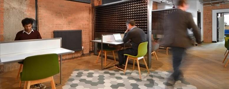 Bethnal Green Office Space for Rent on Pill Box, 115 Coventry Road, East London
