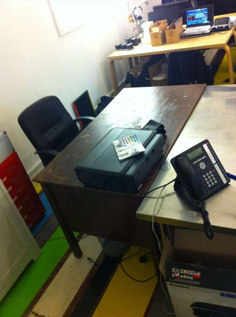 Photo of Office Space on Stamford Works, 3 Gillett Street, Dalston Hackney