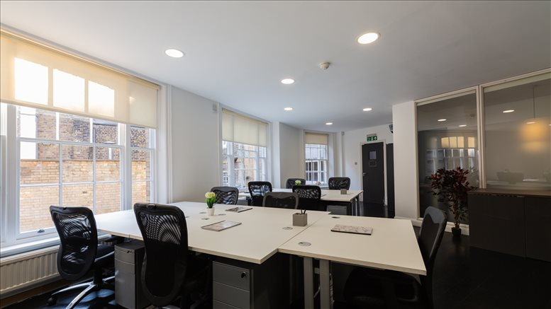 24 St. John Street Office Space Barbican