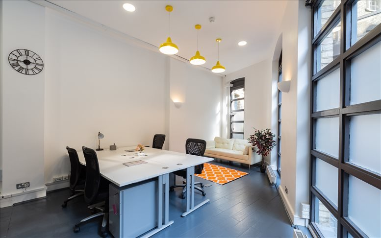 Office for Rent on 24 St. John Street Barbican