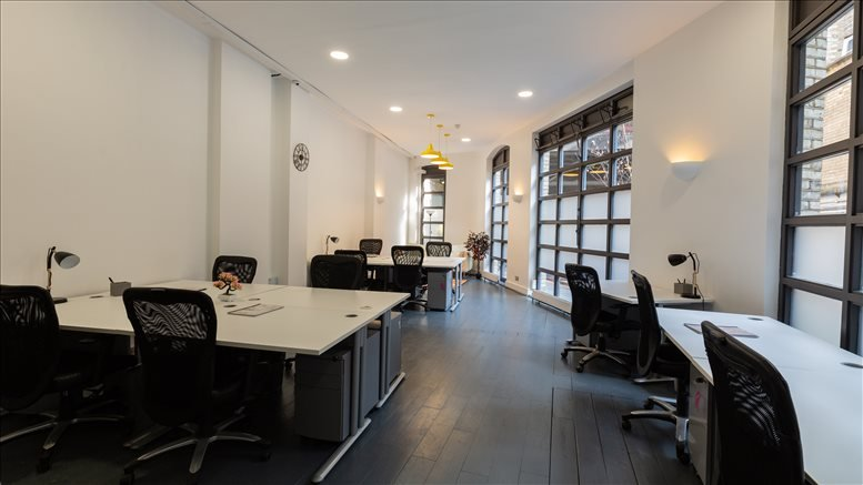 Image of Offices available in Barbican: 24 St. John Street