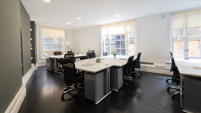Photo of Office Space available to rent on 24 St. John Street, Barbican