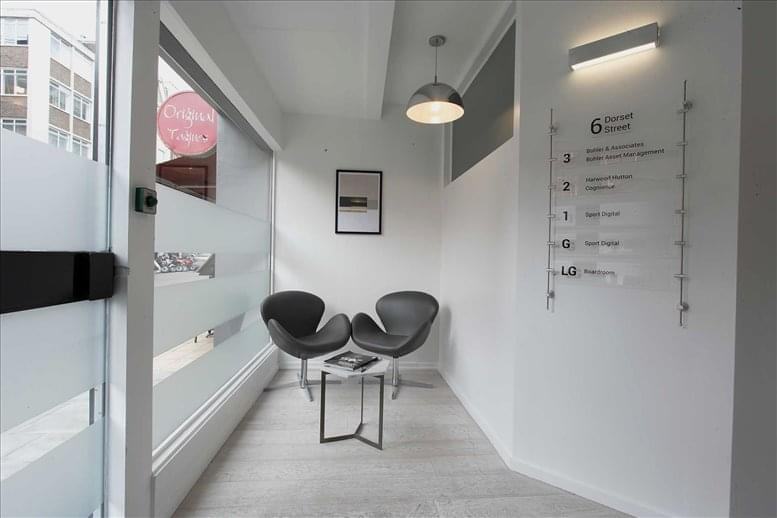 Office for Rent on 6 Dorset Street, Marylebone Marylebone