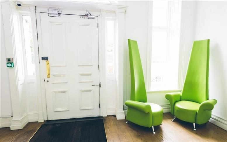 Photo of Office Space on 55-56 Russell Square Bloomsbury