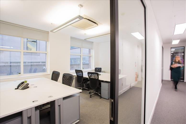 Image of Offices available in Farringdon: 81 Farringdon Street, London