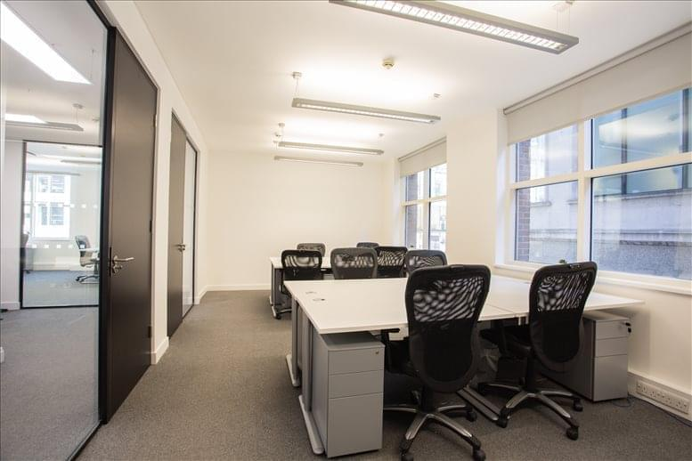 Farringdon Office Space for Rent on 81 Farringdon Street, London