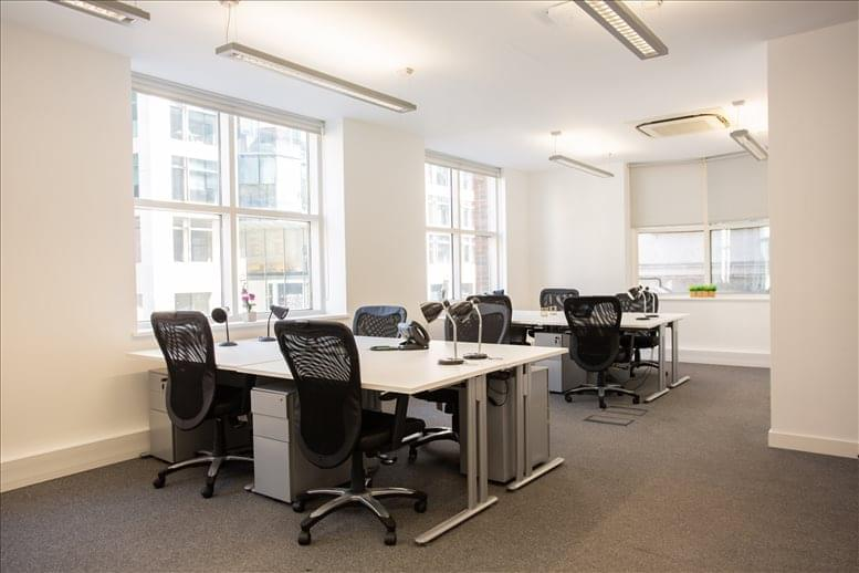 Photo of Office Space available to rent on 81 Farringdon Street, London, Farringdon