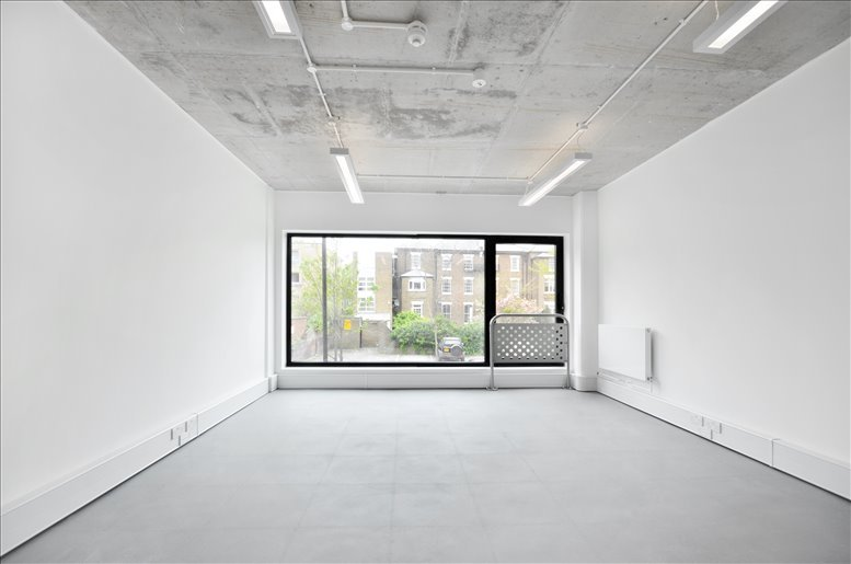 ScreenWorks, 22 Highbury Grove, Highbury East Office Space Islington
