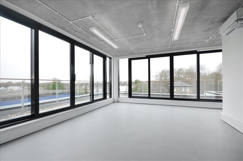 Photo of Office Space on ScreenWorks, 22 Highbury Grove, Highbury East Islington