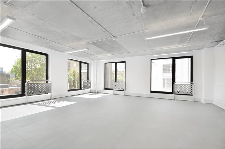 Photo of Office Space available to rent on ScreenWorks, 22 Highbury Grove, Highbury East, Islington