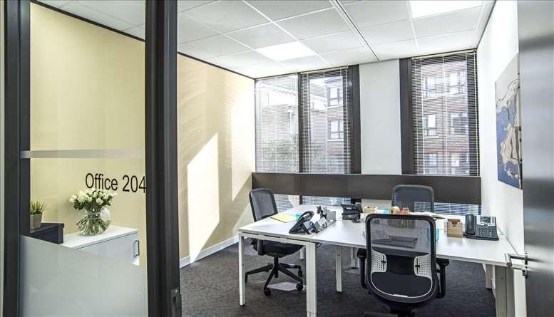 Rent Kensington Office Space on 239 High Street Kensington, Central London