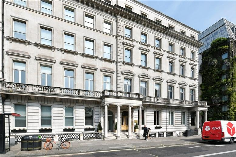118 Piccadilly Office Space Mayfair