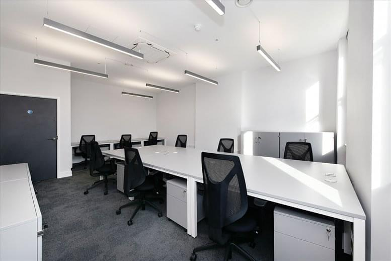 Mayfair Office Space for Rent on 118 Piccadilly
