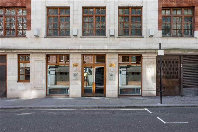 48 Warwick Street, Soho available for companies in Piccadilly Circus