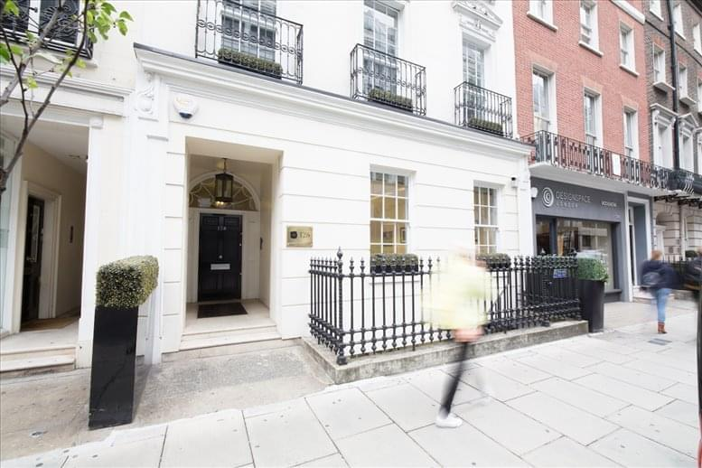 128 Wigmore Street available for companies in Marylebone