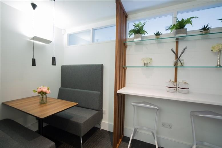 Office for Rent on 128 Wigmore Street Marylebone