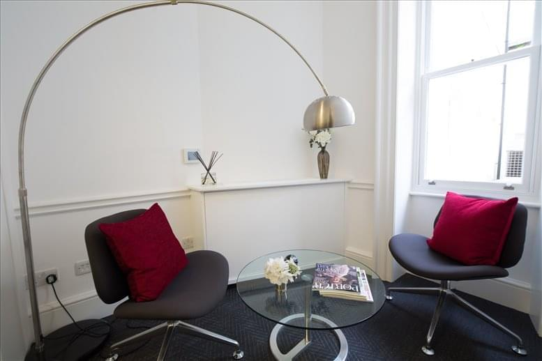 Marylebone Office Space for Rent on 128 Wigmore Street