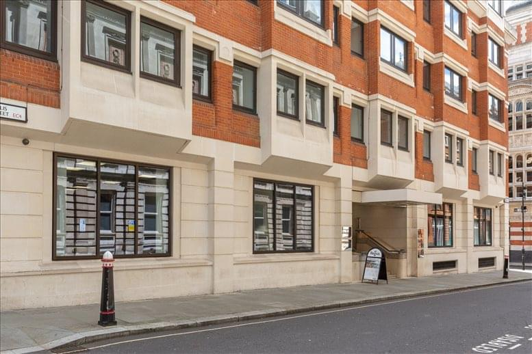 2 Tallis Street, London available for companies in Blackfriars