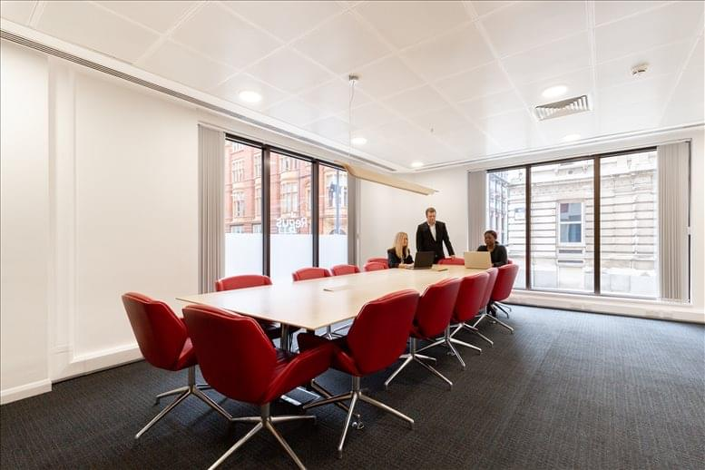 Image of Offices available in Blackfriars: 2 Tallis Street, London