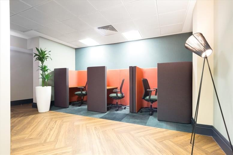 Picture of 1 Royal Exchange, City of London Office Space for available in The City