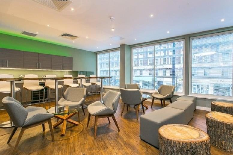 Rent Marble Arch Office Space on Meridian House, 42-43 Upper Berkeley Street