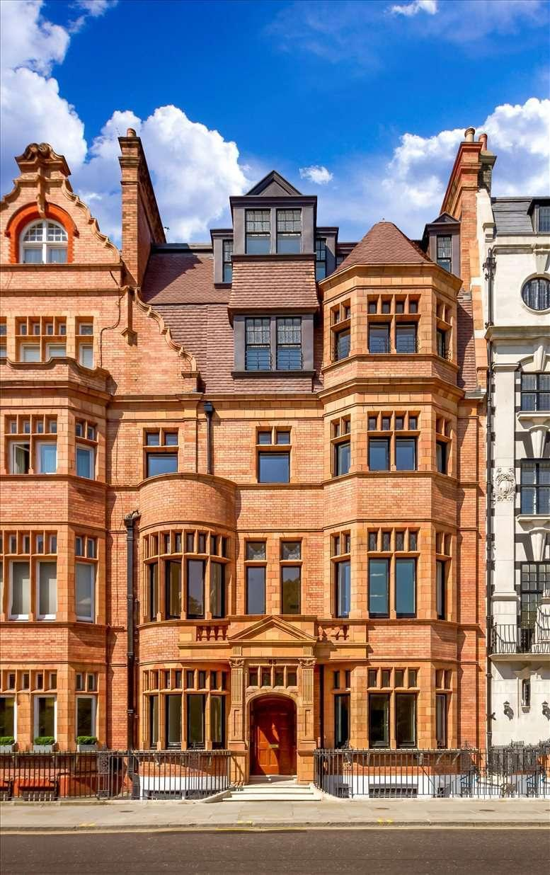 65 Sloane Street available for companies in Knightsbridge
