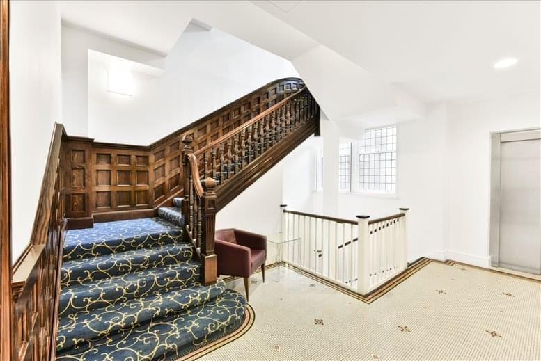 Office for Rent on 65 Sloane Street Knightsbridge