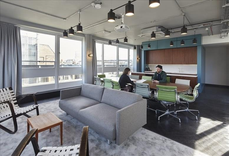 Photo of Office Space on Henry Wood House, 2 Riding House Street Oxford Circus