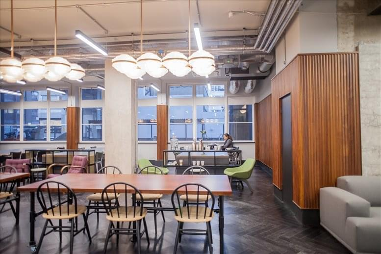 Picture of Henry Wood House, 2 Riding House Street Office Space for available in Oxford Circus