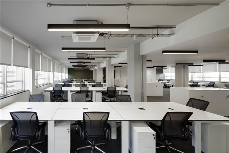 Image of Offices available in Oxford Circus: Henry Wood House, 2 Riding House Street