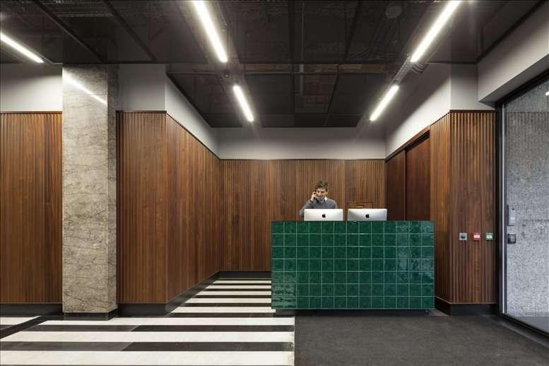 Oxford Circus Office Space for Rent on Henry Wood House, 2 Riding House Street