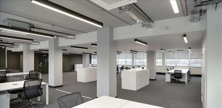 Rent Oxford Circus Office Space on Henry Wood House, 2 Riding House Street