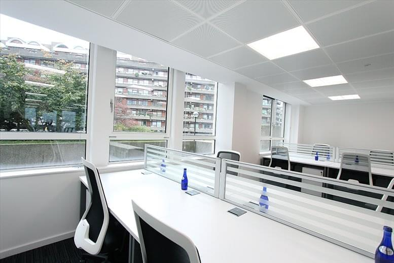Photo of Office Space on 45 Beech Street, City of London Barbican