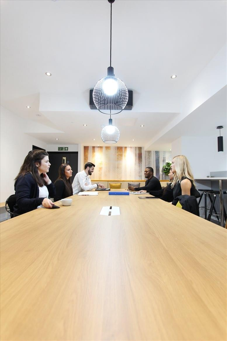 Barbican Office Space for Rent on 45 Beech Street, City of London