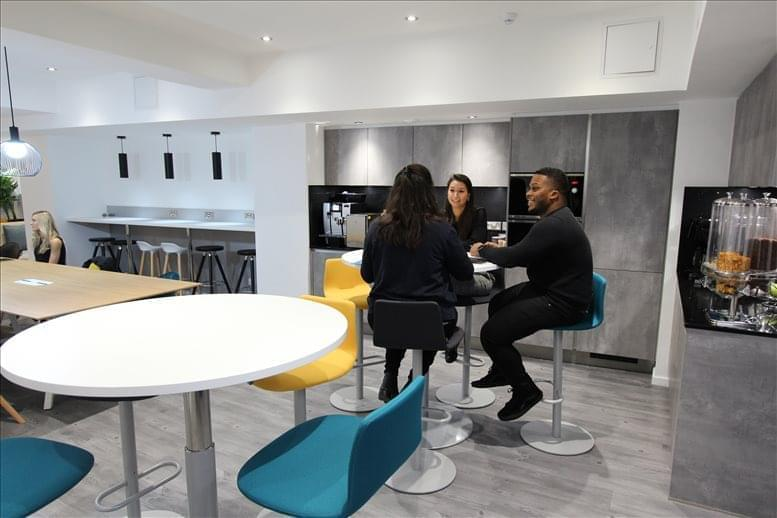 Rent Barbican Office Space on 45 Beech Street, City of London
