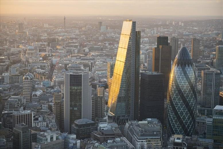 The Leadenhall Building / Cheesegrater, 122 Leadenhall Street, Fl 30 Office Space The City