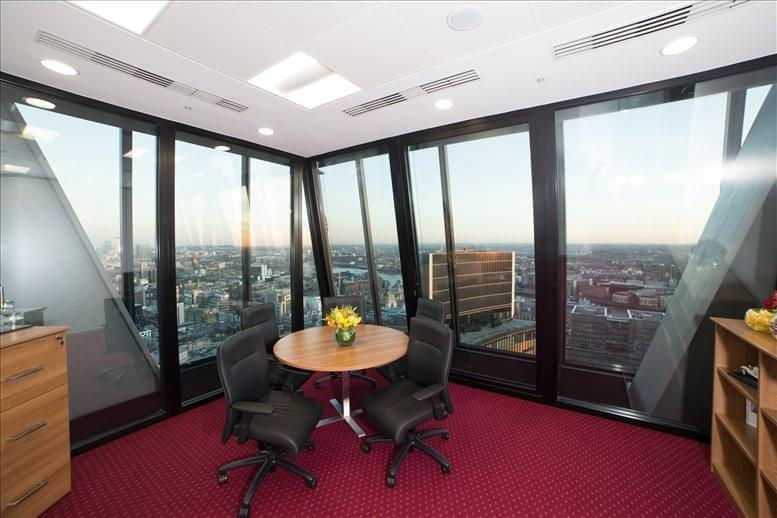 Photo of Office Space on The Leadenhall Building / Cheesegrater, 122 Leadenhall Street, Fl 30 The City