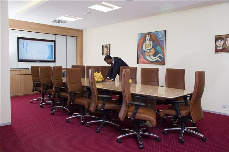 Image of Offices available in The City: The Leadenhall Building / Cheesegrater, 122 Leadenhall Street, Fl 30