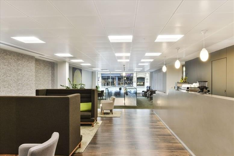 85 Gresham Street, The City Office Space The City