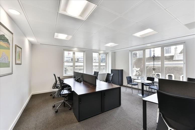 The City Office Space for Rent on 85 Gresham Street, The City