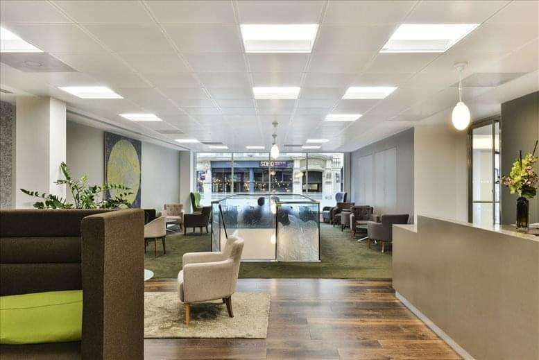 Image of Offices available in The City: 85 Gresham Street, The City