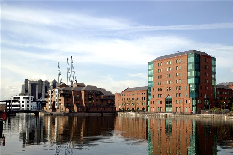 Photo of Office Space on Bellerive House, 3 Muirfield Crescent, Ground & 5th Floor Docklands