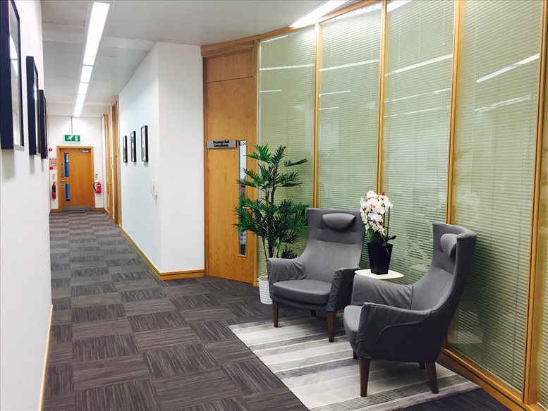 Picture of Bellerive House, 3 Muirfield Crescent, Ground & 5th Floor Office Space for available in Docklands