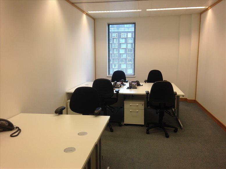 Image of Offices available in Docklands: Bellerive House, 3 Muirfield Crescent, Ground & 5th Floor